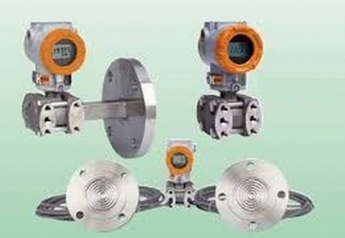 Capillary / Direct Flanged Type DP / Level / Flow Transmitter