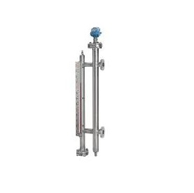 Magnetostrictive Float Type Level Gauge With Transmitter